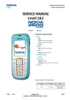 pdf/phone/nokia/nokia_2600c-2_rm-340,_rm-341_service_manual-12_v1.0.pdf