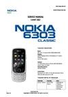 phone nokia 6303 classic rm 443 service manuals and schematics rh s manuals com Nokia Lumia 521 Manual Nokia User Guide Manual