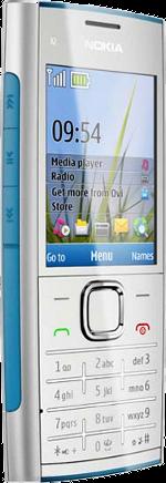 Алексей Корепин : Файловый архив / NOKIA X / Схема Nokia X2